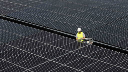France aims to shine in the solar energy sector