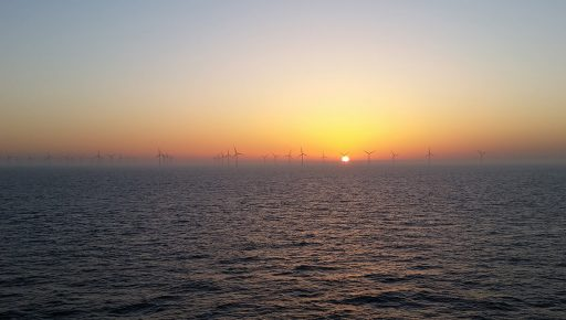 Favourable winds for offshore wind power in Europe