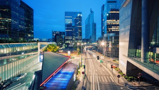 How LED is revolutionising urban lighting