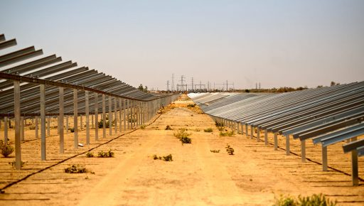 Solar energy shines on Burkina Faso