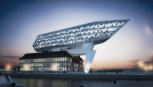 The Port House, a diamond for Antwerp