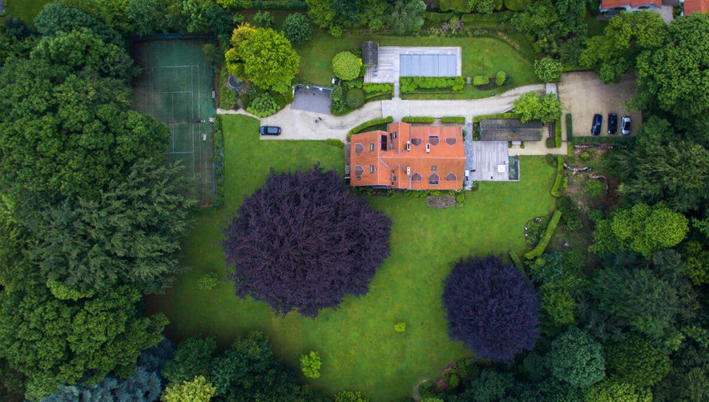 Estate agent drone