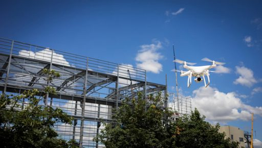 Weird and wonderful uses for drones