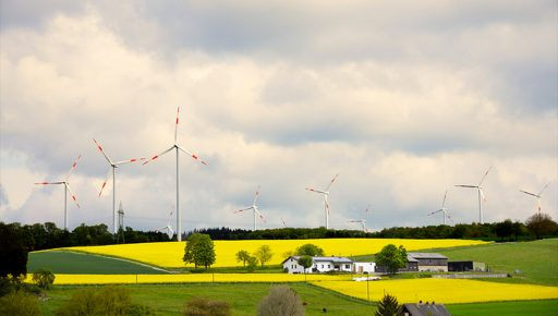 Wind energy forges ahead in Germany