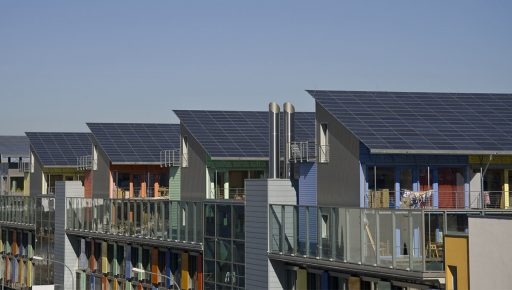 Are microgrids a solution for urban ecosystems?