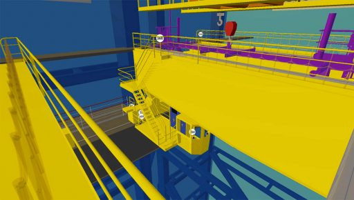 Virtual reality boosts efficiency and performance in the nuclear industry
