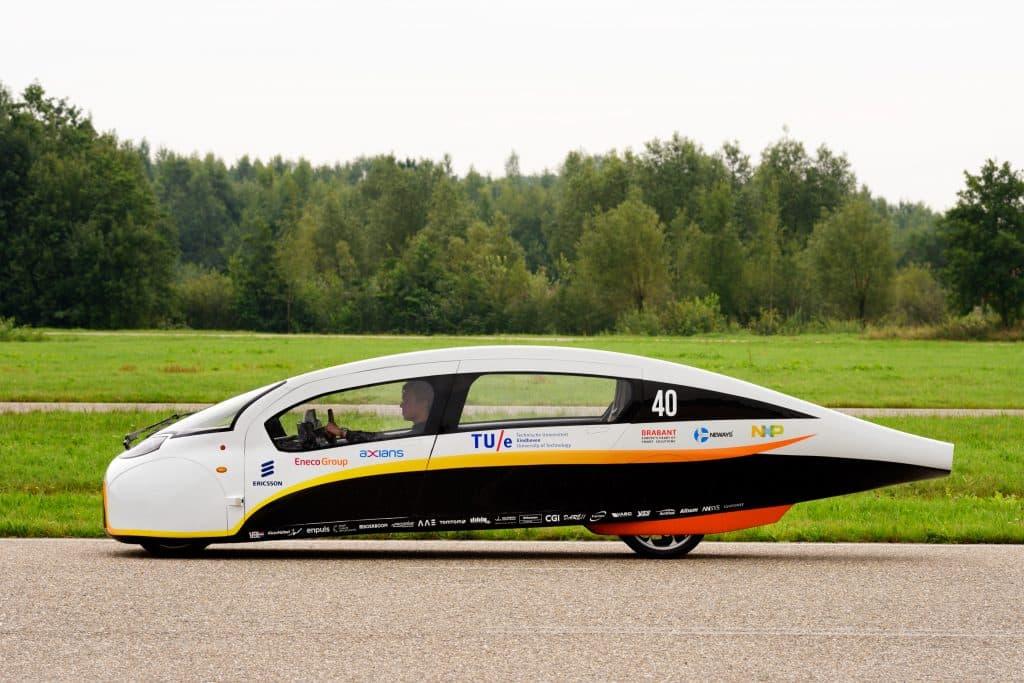 Stella Vie, ein Vorläufer künftiger Solarfahrzeuge