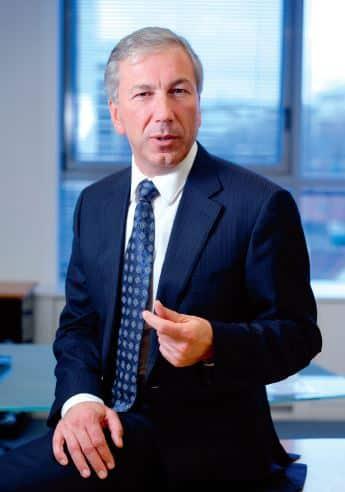 Philippe Conus, directeur de la marque de VINCI Facilities