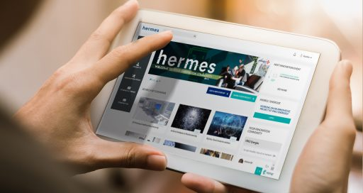 Hermes, or how to share and disseminate innovation