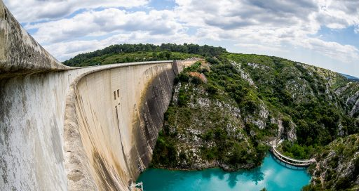 Energy storage: dams have a role to play
