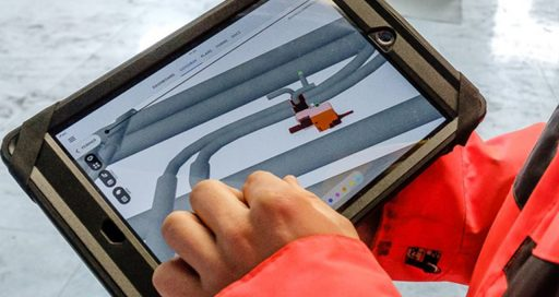 BIM combines with augmented reality to better manage worksites