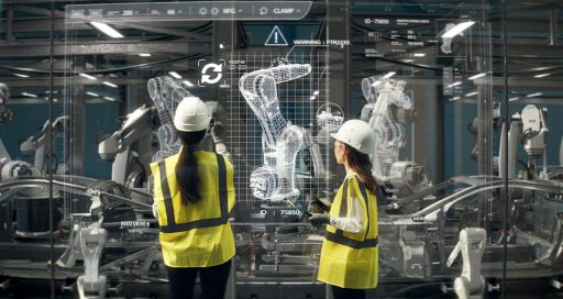 AI at the heart of the factory of the future
