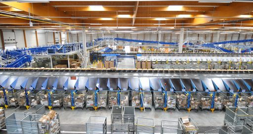 How La Poste is optimising its parcel logistics