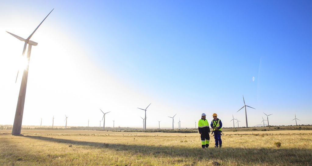 Green storage, helping to achieve the energy transition