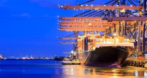 Comment le port de Rotterdam se prépare aux navires du futur