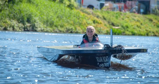 Solar Boat Challenge: Dutch students make a technological breakthrough