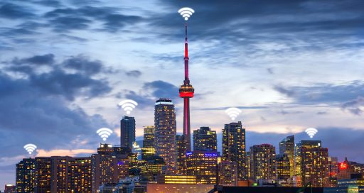 Toronto esquisse la Data City avec Google