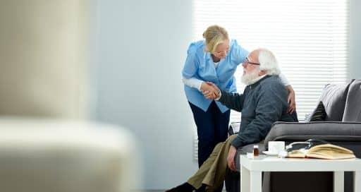 Mejorar la seguridad de las residencias de mayores