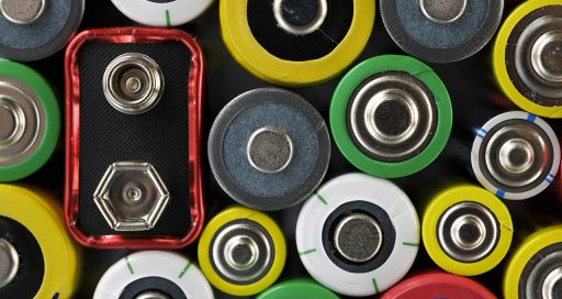 Sodium and zinc appear on battery scene