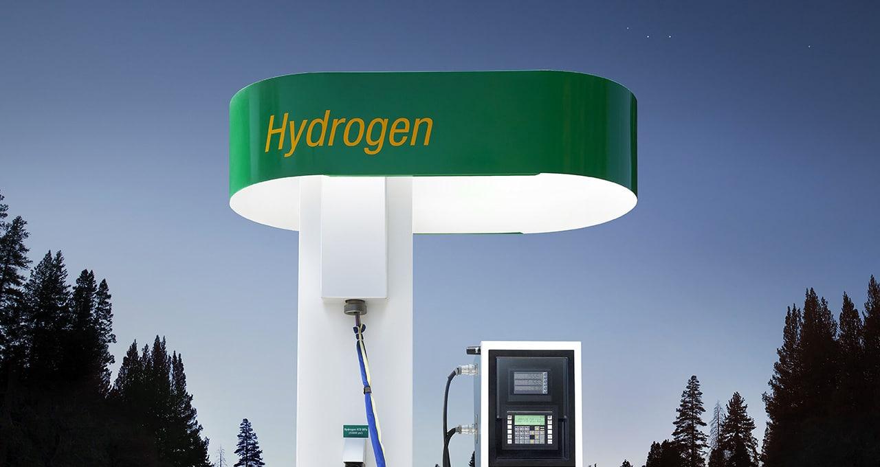 Rouen prepara o posto de gasolina do futuro