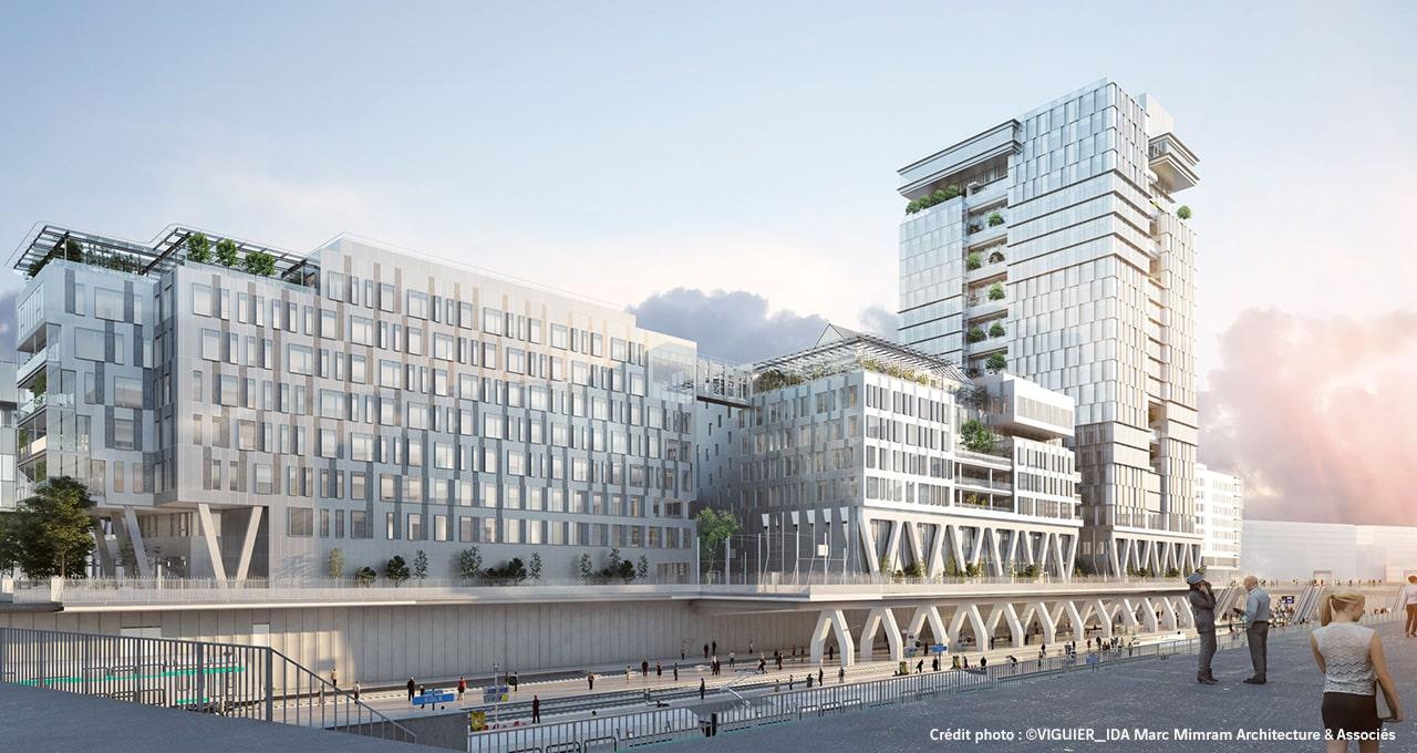 A construção civil abre as portas para os usos múltiplos