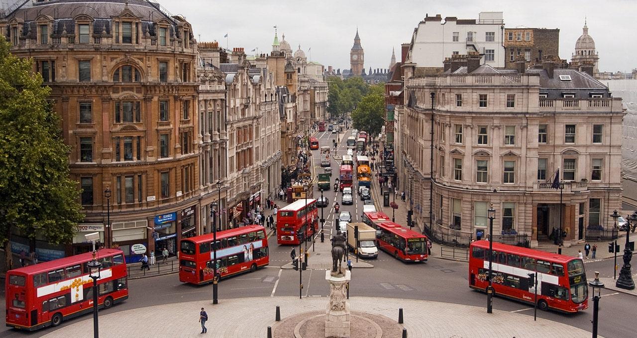 Em Londres, o pedágio urbano posto à prova.