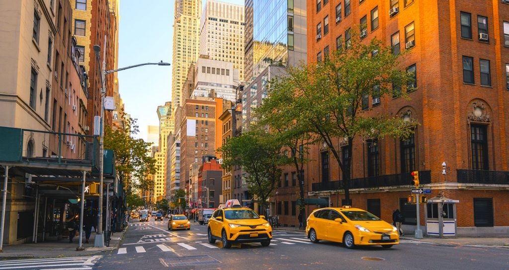New York uses taxes to fund investment