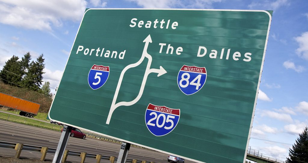Oregon introduces road usage charge