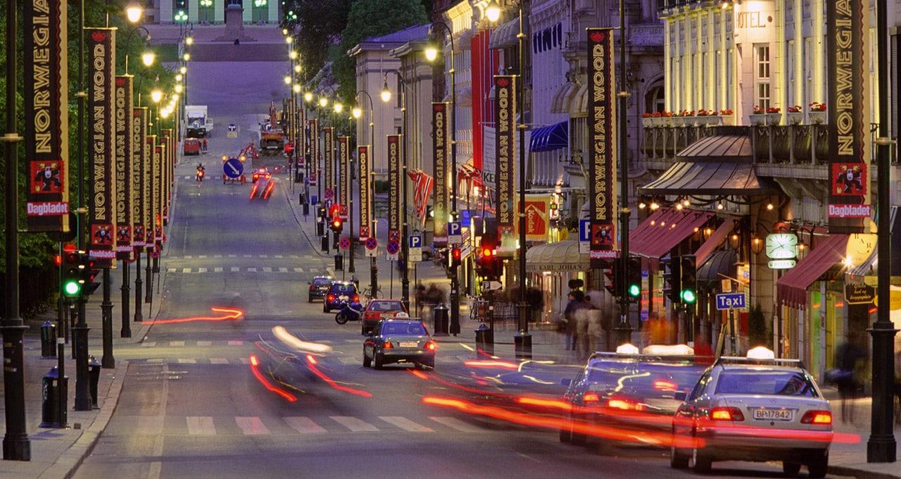 Oslo desenvolve um enfoque global em prol do carro elétrico.
