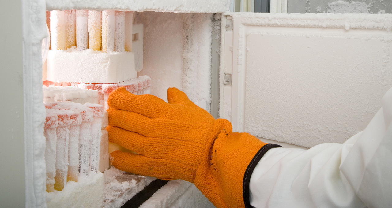 Kältetechnik für Pharmaindustrie von strategischer Bedeutung