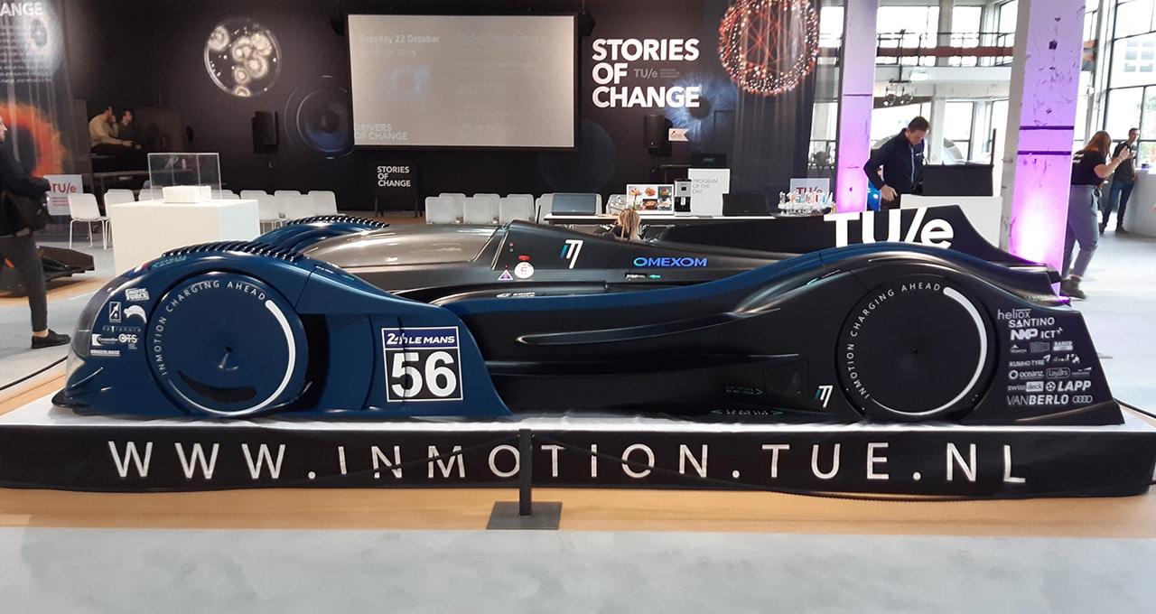 Ultraschnelle Batterie für 24 Stunden-Rennen von Le Mans im Jahr 2023