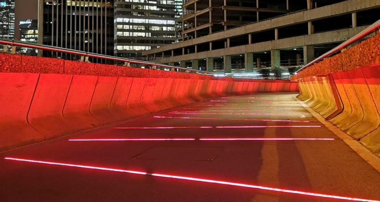 Belysningen, en identitetsmarkör för La Défense