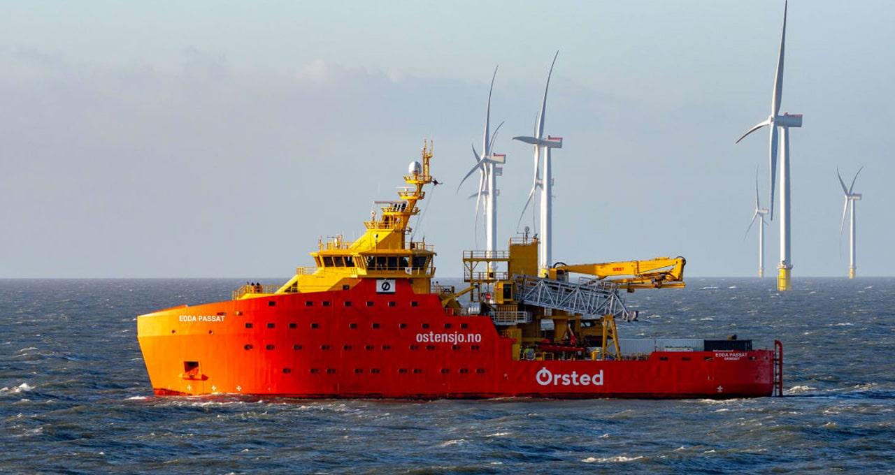 Ørsted bald erster klimaneutraler Energieerzeuger