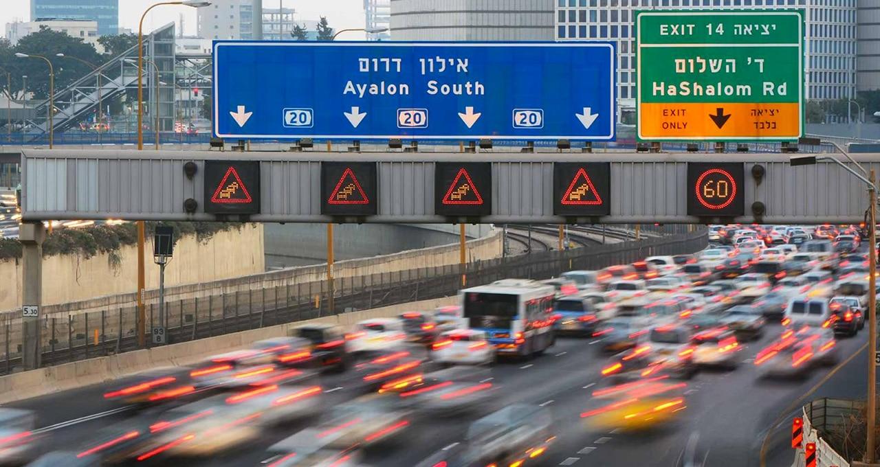 Hur Israel blev ett nav för mobilitetssinnovationer
