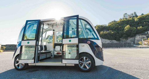 Autonomous shuttle buses, a mobility solution for rural areas