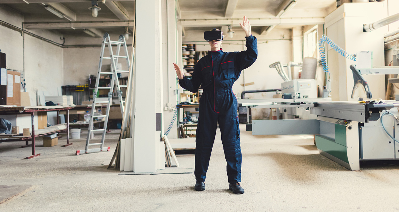 Virtual Reality beschleunigt Planungsprozesse in der Industrie