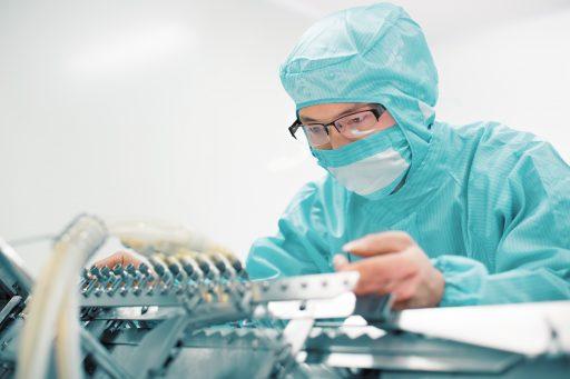 Actemium Shanghai's contributing role on the WuXi Biologics Campus in Ireland