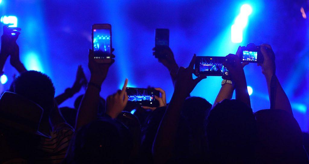 Private LTE networks set to headline festivals?