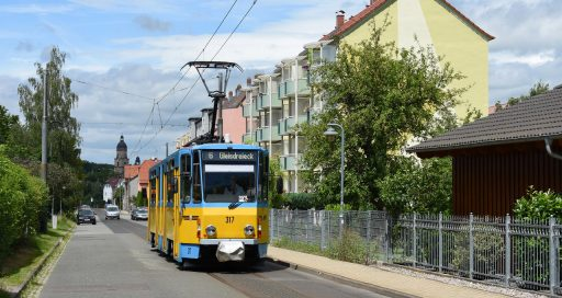 The continuous improvement of light rail vehicles: a reservoir of performance