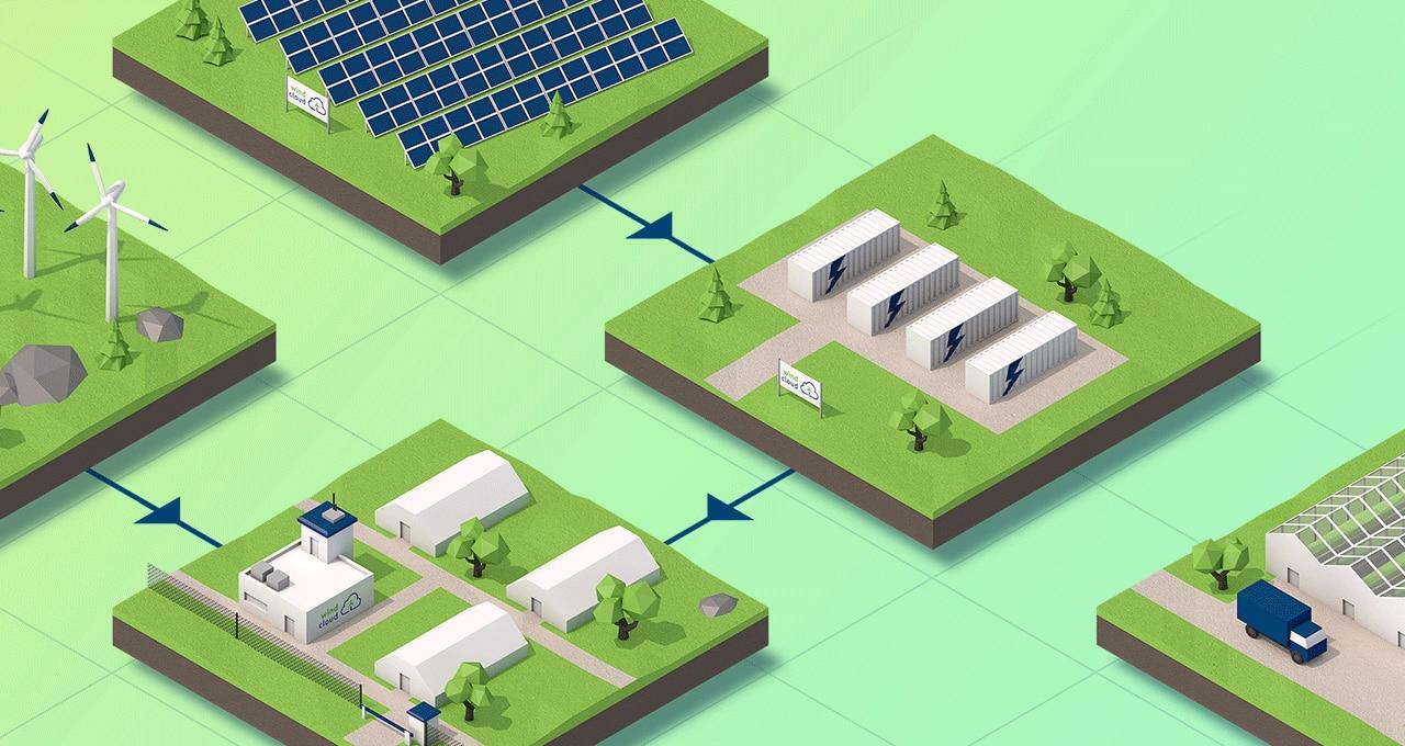 En Alemania, una nueva generación de centros de datos neutros en CO2
