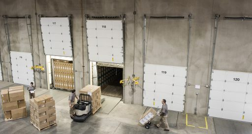 Logistics management gets a boost from AI