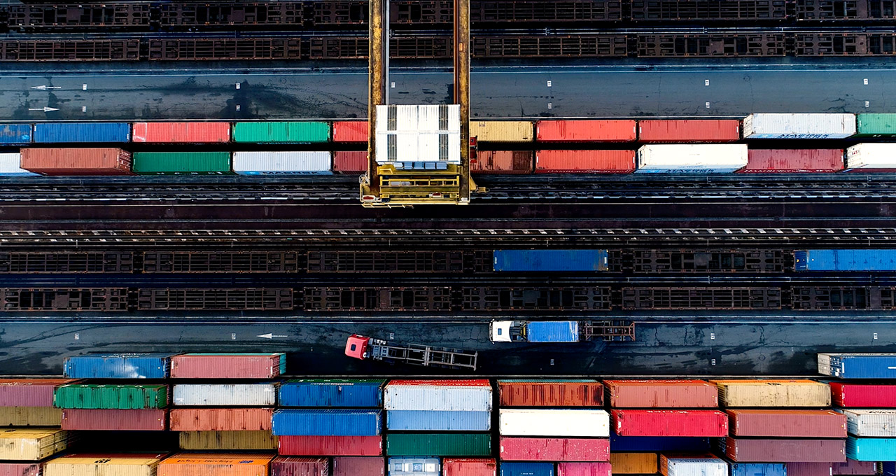 Calais se prepara para el transporte combinado carretera/ferrocarril