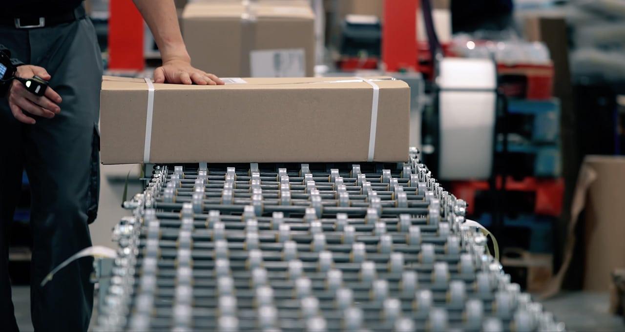 Logistiksektorn accelererar med hjälp av data