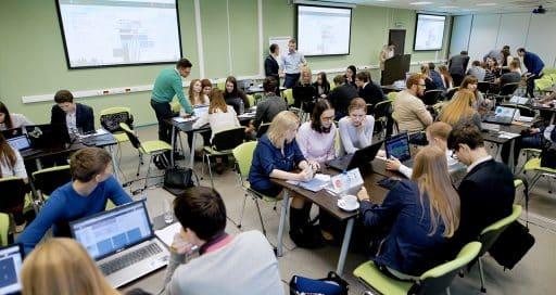 Fibre spells the end of blackboards in German schools