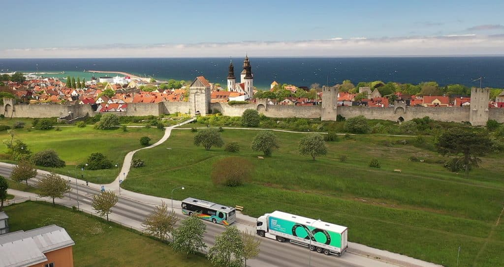 Sweden: leading the way in low-carbon mobility infrastructure