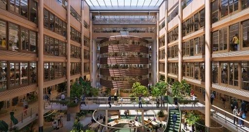 VINCI Energies en el corazón de un edificio inteligente de última generación en Ámsterdam