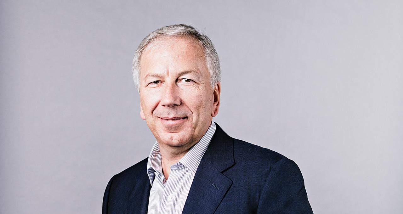 Philippe Conus, innovationschef på VINCI Energies